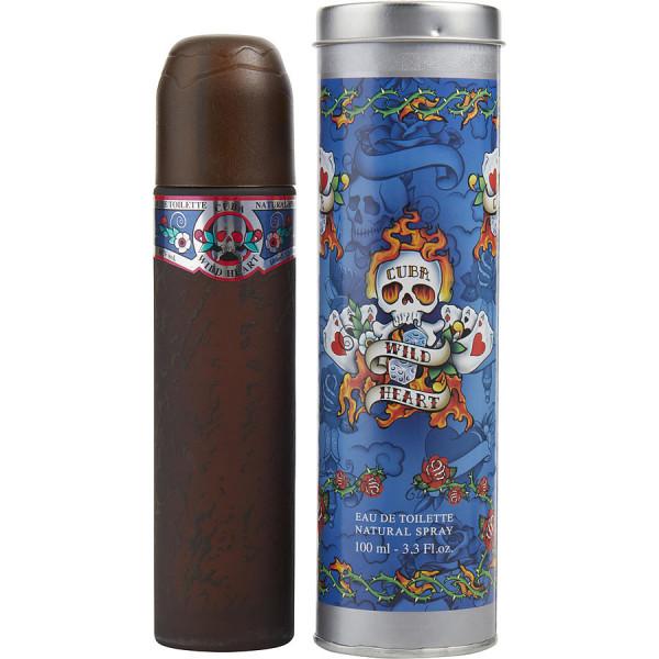 Cuba Wild Heart - Fragluxe Eau de Toilette Spray 100 ML