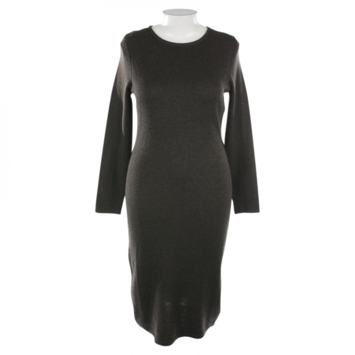 Rachel Zoe \N Green Cotton dress for Women L International