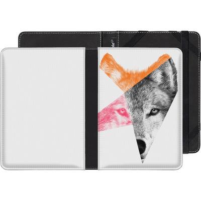Kobo Aura Edition 2 eBook Reader Huelle - Wild von Eric Fan
