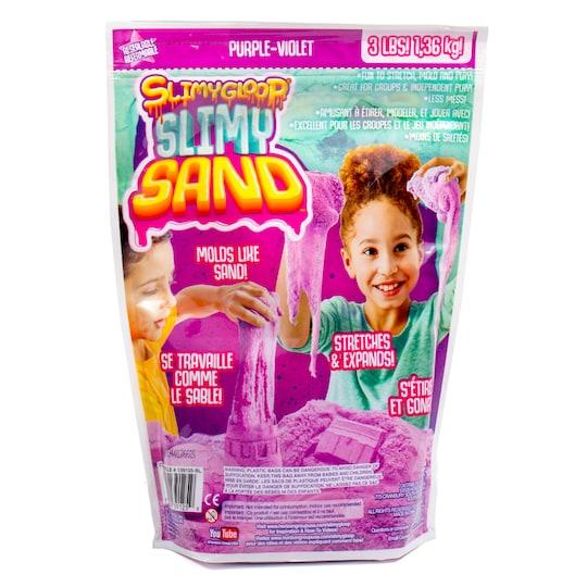 Slimygloop™ Slimy Sand™ Bag, Purple | Michaels®