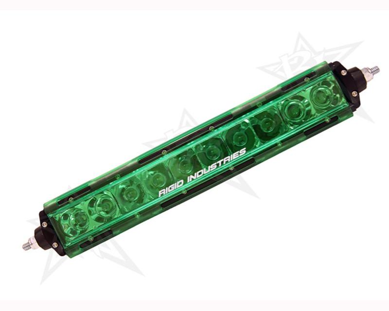 Rigid Industries 19097 10 Inch SR-Series Light Cover Green