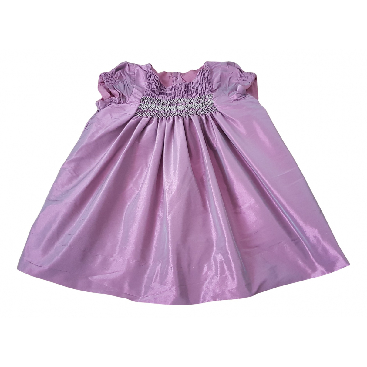 Jacadi \N Kleid in  Rosa Synthetik