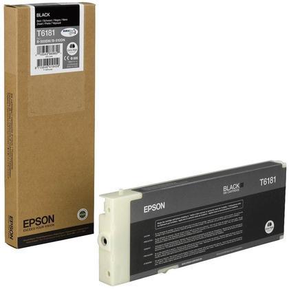 Epson T618100 cartouche d'encre originale noire