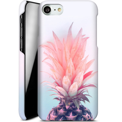 Apple iPhone 8 Smartphone Huelle - Pastel Pineapple von Emanuela Carratoni