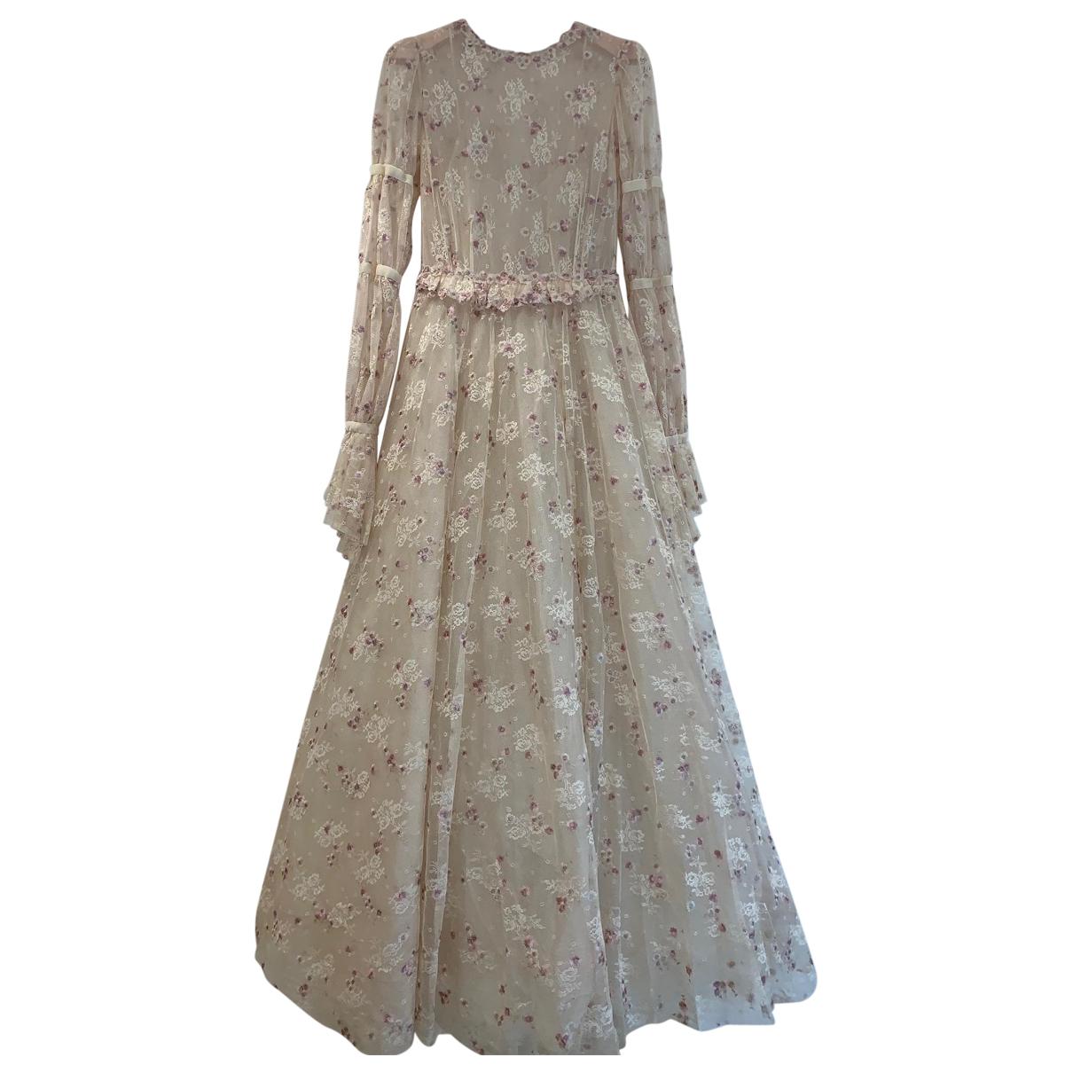 Luisa Beccaria \N Kleid in Spitze