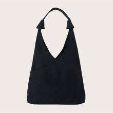 Minimalist Large Capacity Shopper Bag