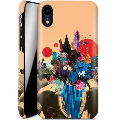 Apple iPhone XR Smartphone Huelle - Shadows Took Shape von Victoria Topping