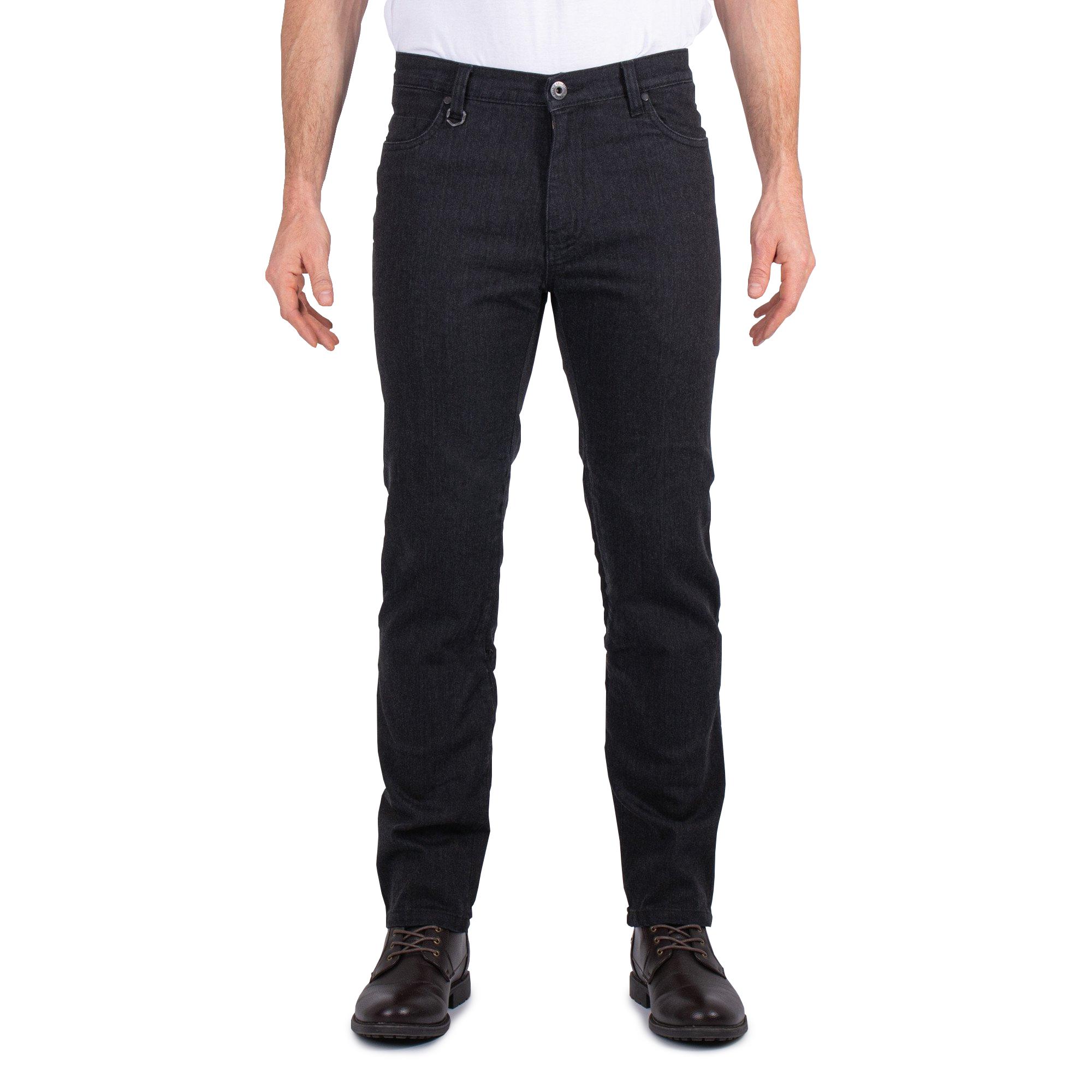 Knox Richmond Negro (Mkii) Kevlar Jeans Motorista M