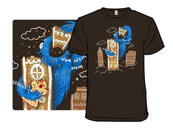 Cookie Kong T Shirt