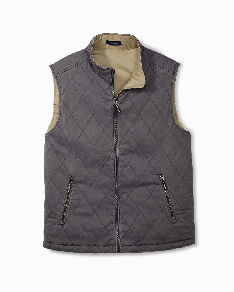 Big & Tall Boracay Reversible Vest