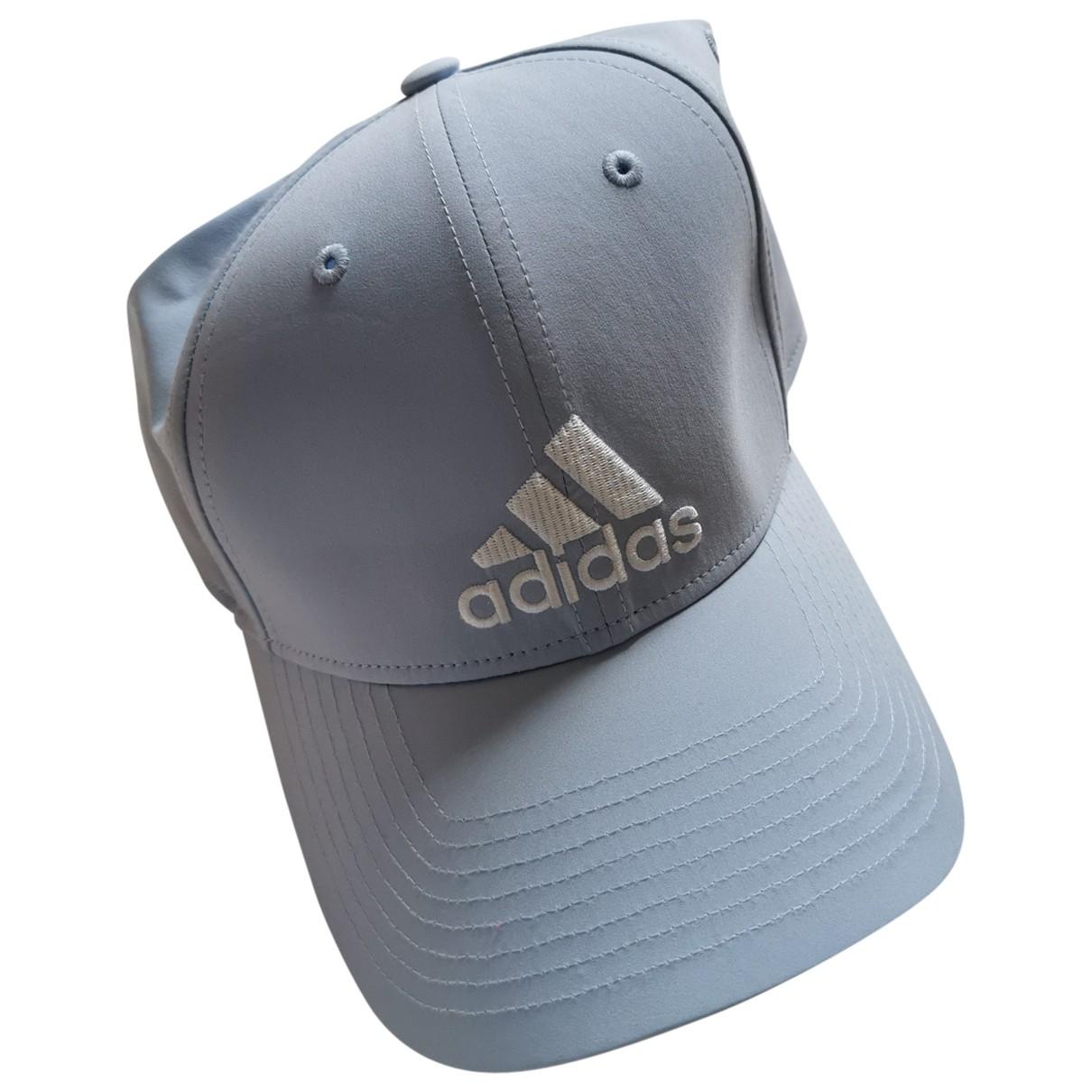 Adidas \N Blue Cotton hat for Women M International