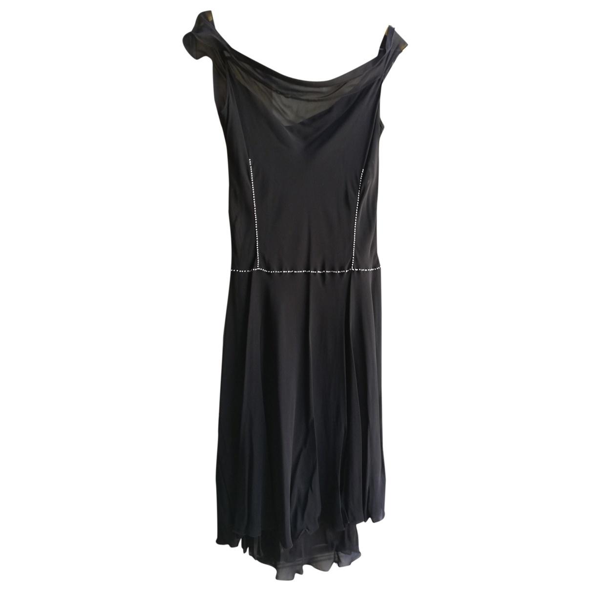 Philosophy Di Alberta Ferretti \N Black dress for Women 42 IT