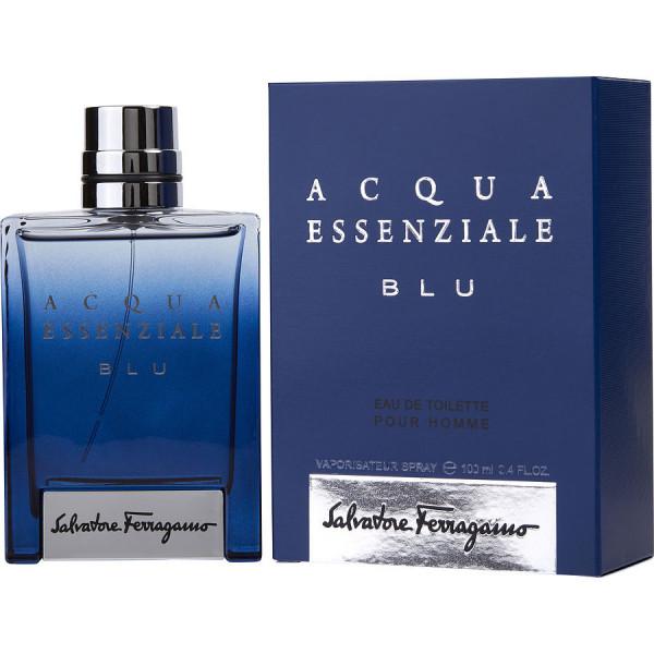 Acqua Essenziale Blu - Salvatore Ferragamo Eau de Toilette Spray 100 ML