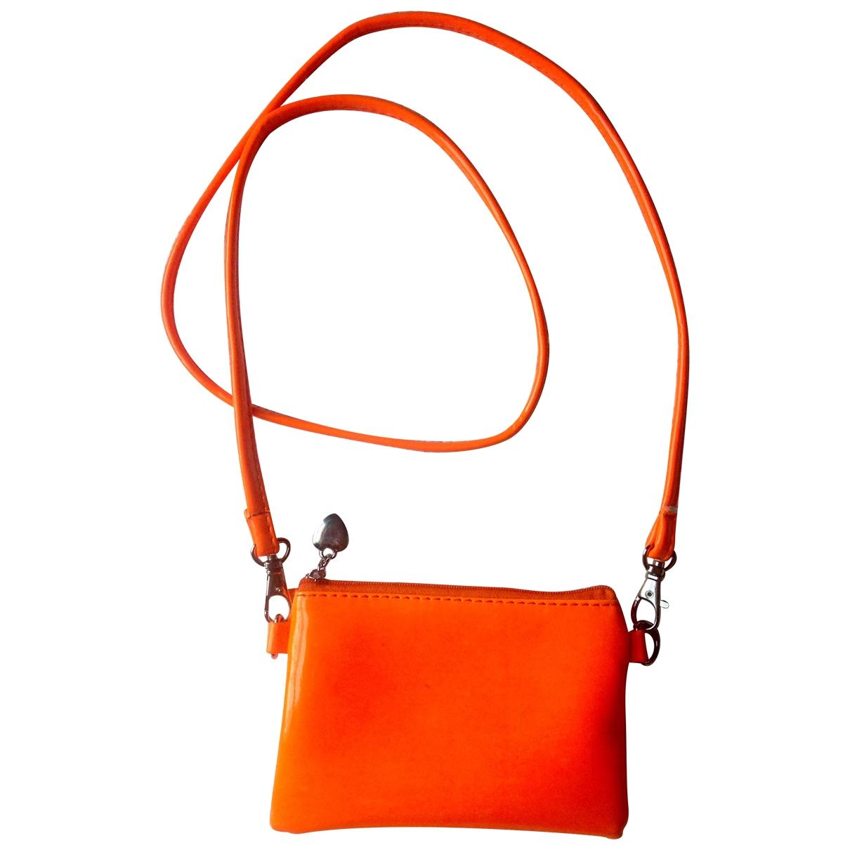 - Pochette   pour femme - orange