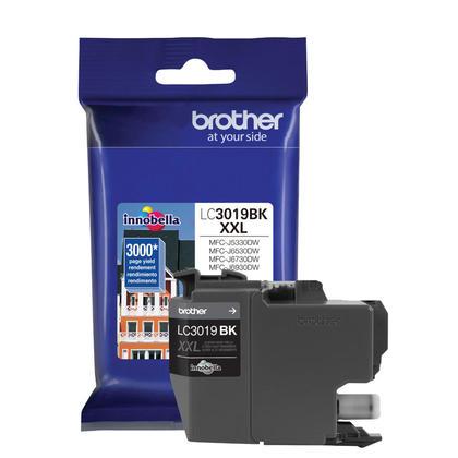 Brother MFC-J5330DW Original Black Ink Cartridg, Super High Yield