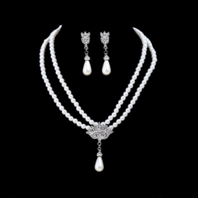 Ericdress All Match Bridal's Jewelry Set