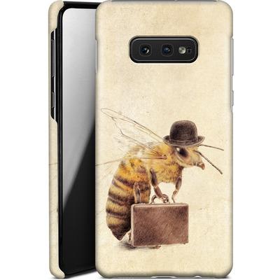Samsung Galaxy S10e Smartphone Huelle - Worker Bee von Eric Fan