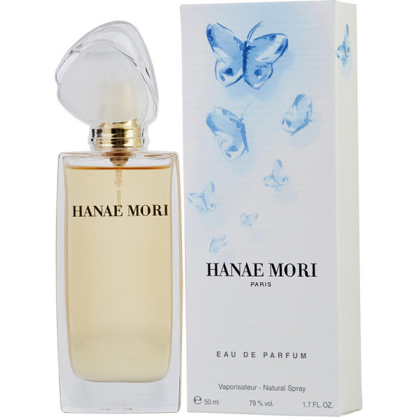 Hanae Mori Papillon Bleu - Hanae Mori Eau de parfum 50 ML