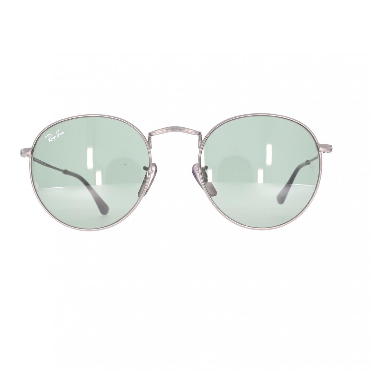 Ray-ban \N Green Metal Sunglasses for Women \N