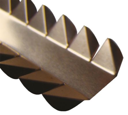MTC FCB-510-BSN-406, Shielding Strip of Beryllium Copper 406mm x 12.7mm x 0.076mm