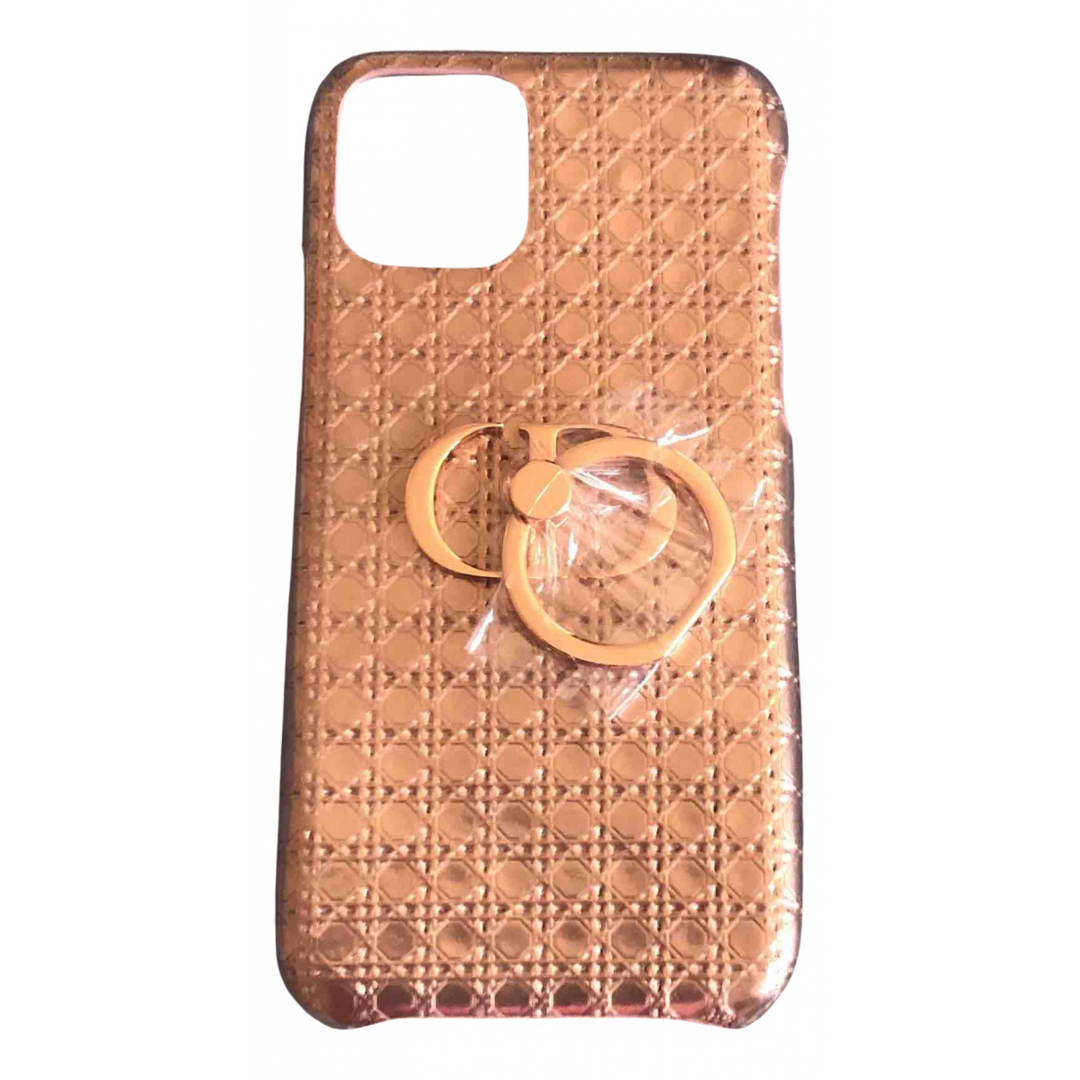 Funda iphone de Cuero Dior