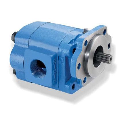 Permco P5151A224AAXQ25-54 - Sae B 2/4 Bolt Mounting Flange Gear Pump