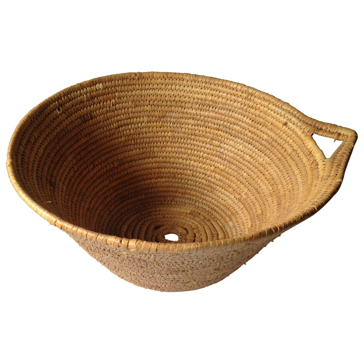 Non Signé / Unsigned \N Wicker Home decor for Life & Living \N