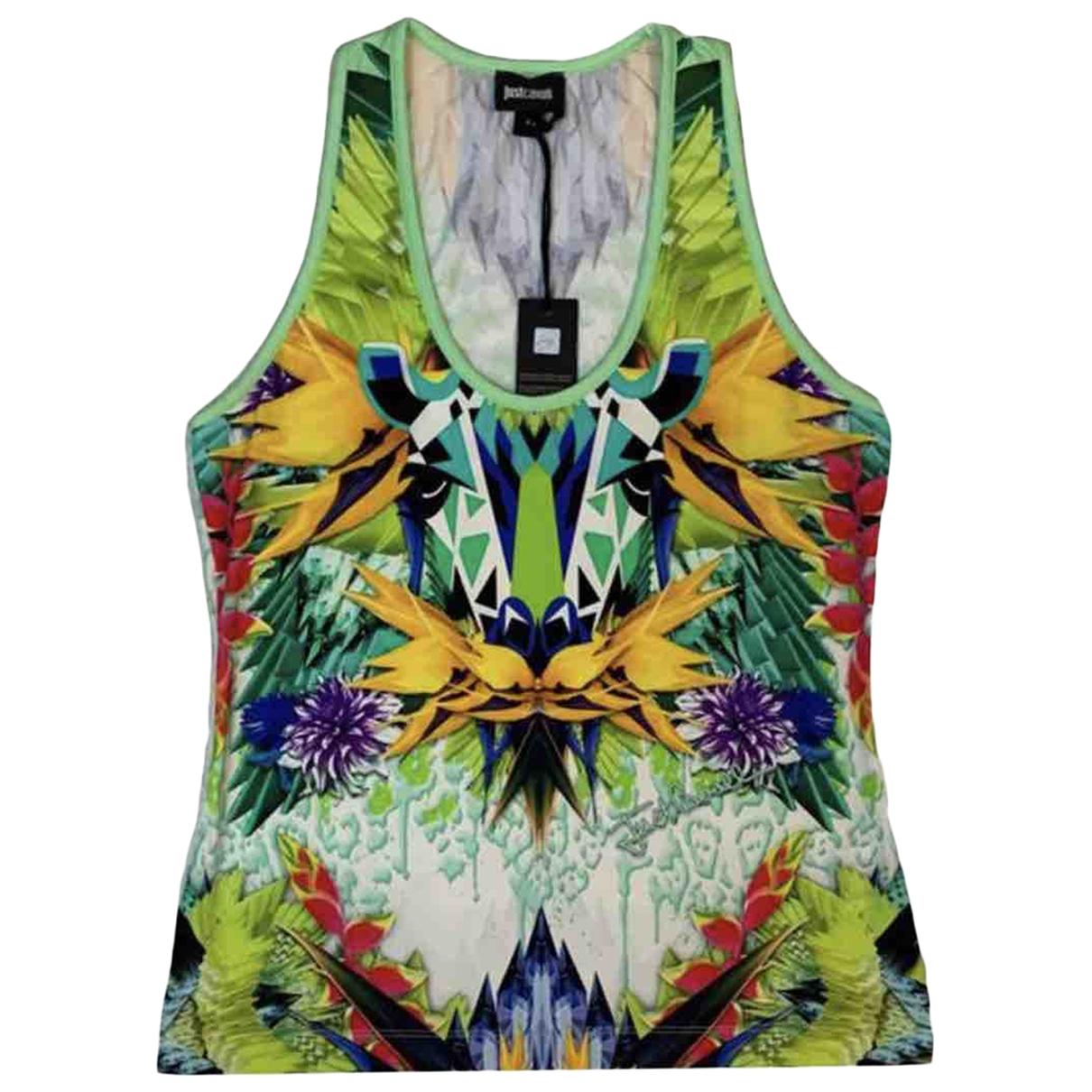 Just Cavalli - Top   pour femme - multicolore