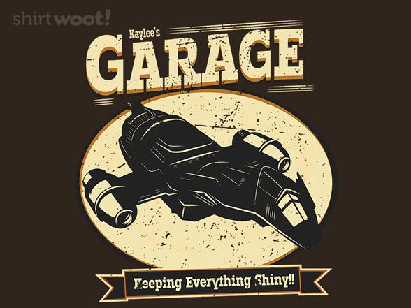 Kaylee's Garage T Shirt