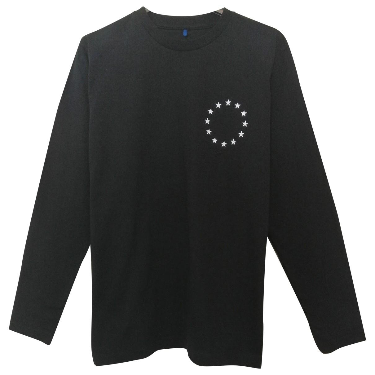 Etudes Studio \N Pullover.Westen.Sweatshirts  in  Schwarz Baumwolle