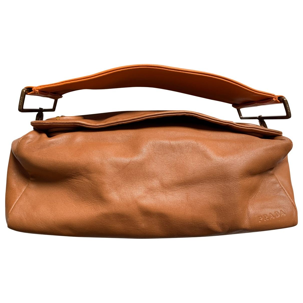 Prada \N Handtasche in  Bunt Leder