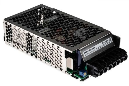 TDK-Lambda , 150W Embedded Switch Mode Power Supply SMPS, 24V dc, Enclosed