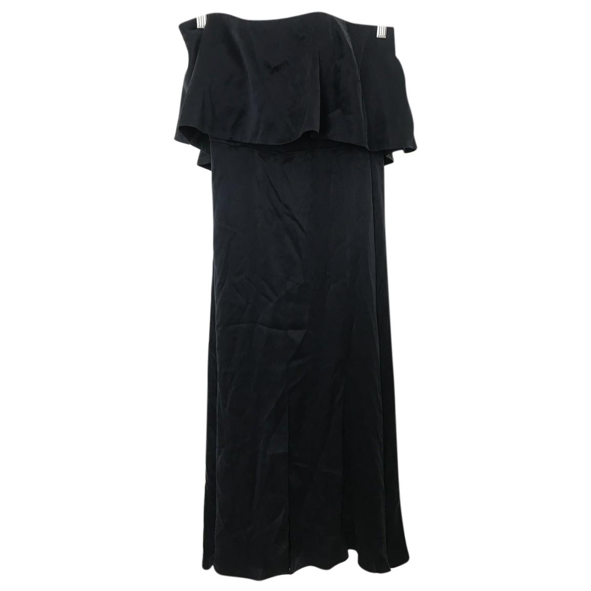 Zimmermann N Navy Silk dress for Women 6 US