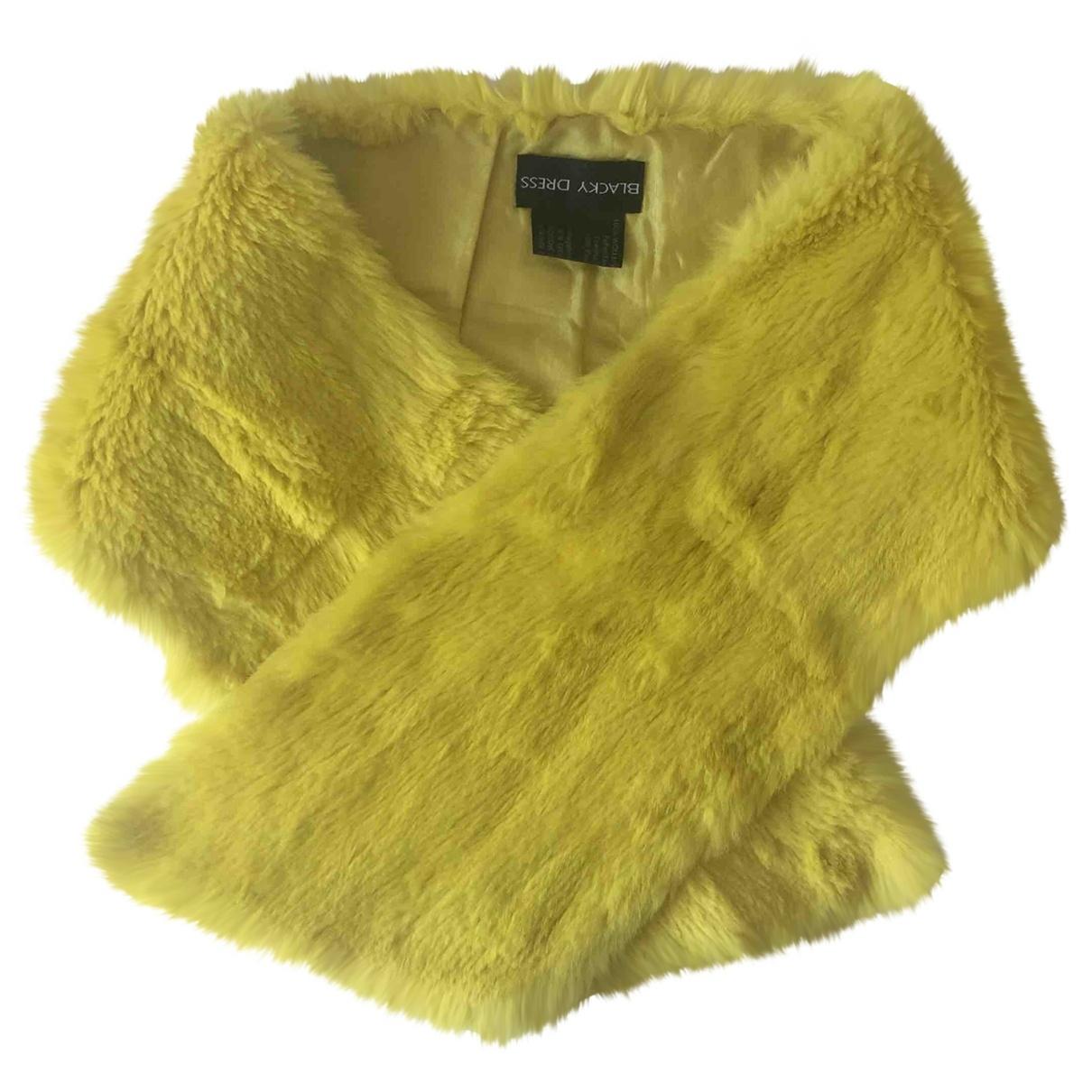Blacky Dress Berlin \N Yellow Rabbit Purses, wallet & cases for Women \N