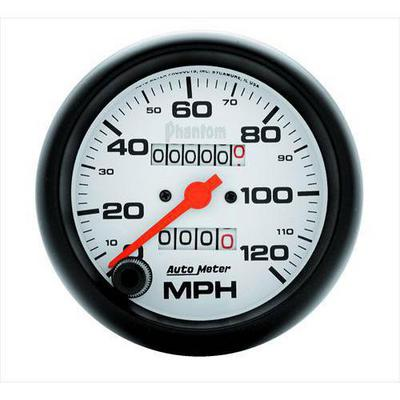 Auto Meter Phantom In-Dash Mechanical Speedometer - 5892