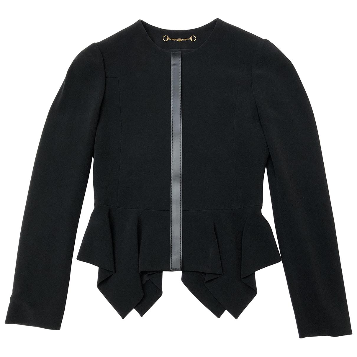 Gucci - Veste   pour femme - noir