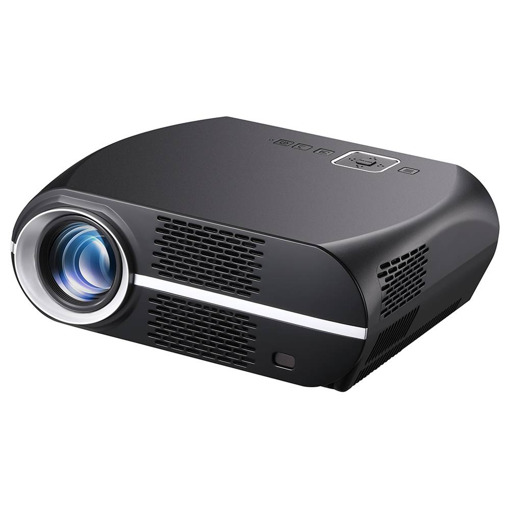 VIVIBRIGHT GP100UP 720P Android LED Projector 3500 Lumens