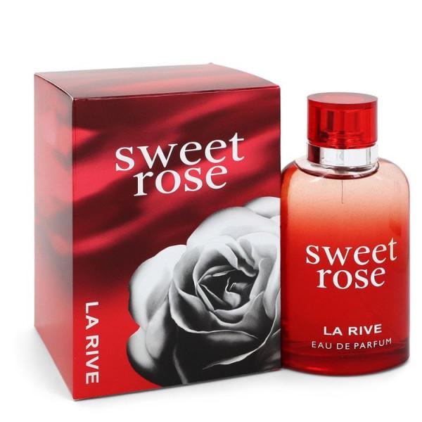 La Rive Sweet Rose - La Rive Eau de Parfum Spray 90 ml