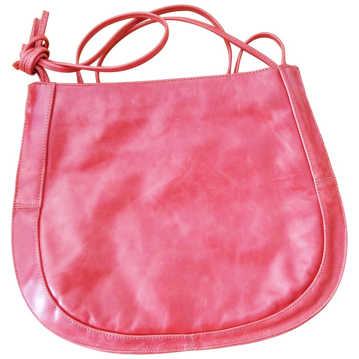 Brontibay \N Leather handbag for Women \N