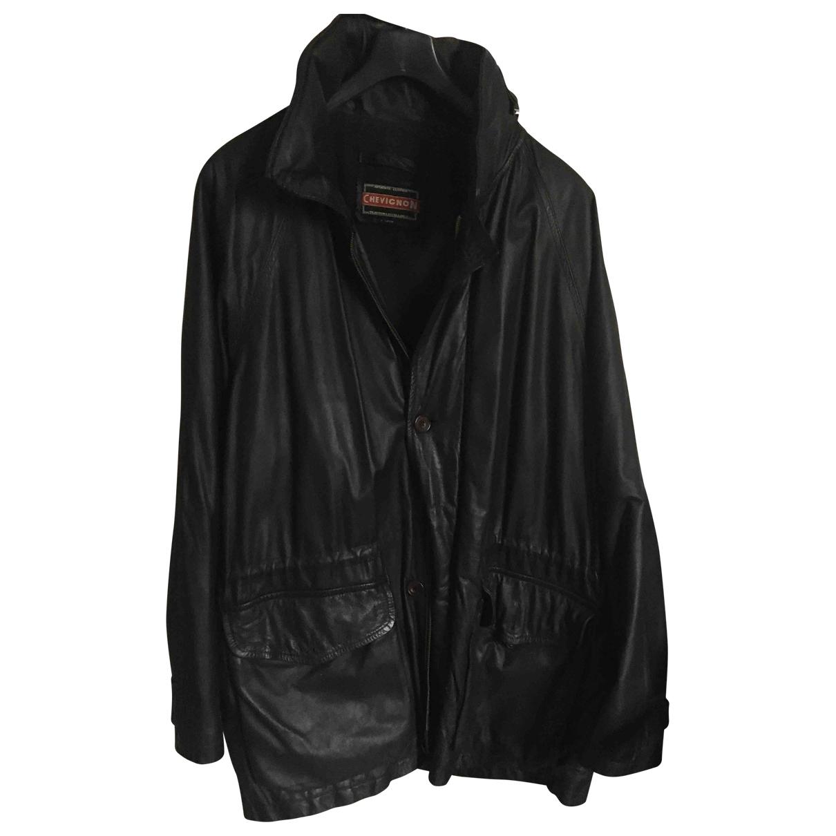 Chevignon - Manteau   pour homme - marron