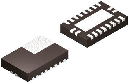 Nexperia 74LVC595ABQ,115 8-stage Shift Register, Serial to Serial/Parallel, , Uni-Directional, 16-Pin QFN (15)