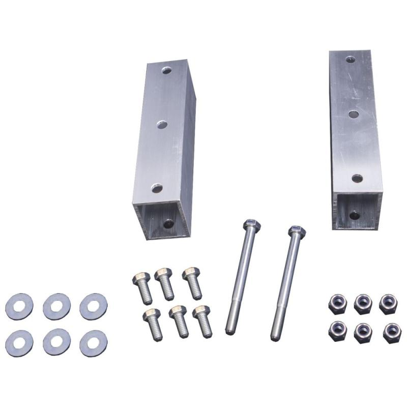 Tonno Pro LR-4092 Lo-Roll Cover Bed Extender Adaptor Utility Track Bracket Kit Nissan Frontier 2005-2014