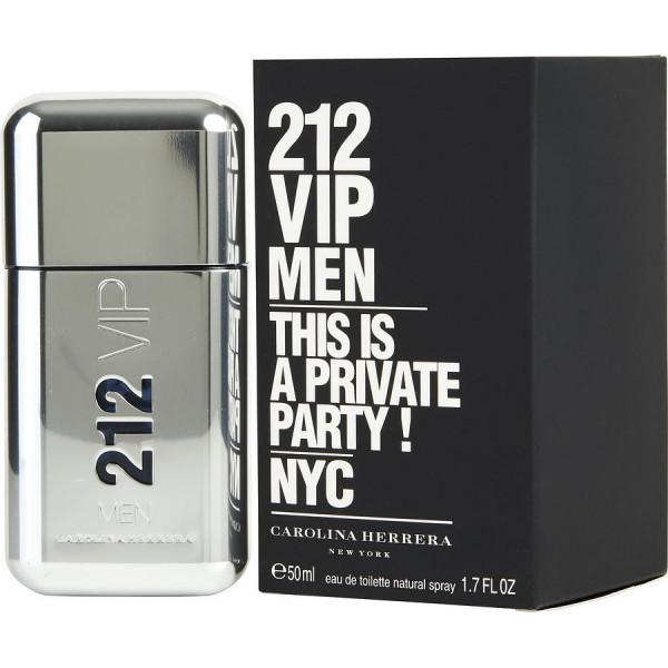 212 Vip Men - Carolina Herrera Eau de toilette en espray 50 ML