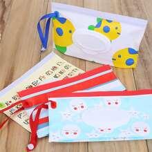 1 Stueck Aufbewahrungstasche fuer Taschentuch mit zufaelligem Muster