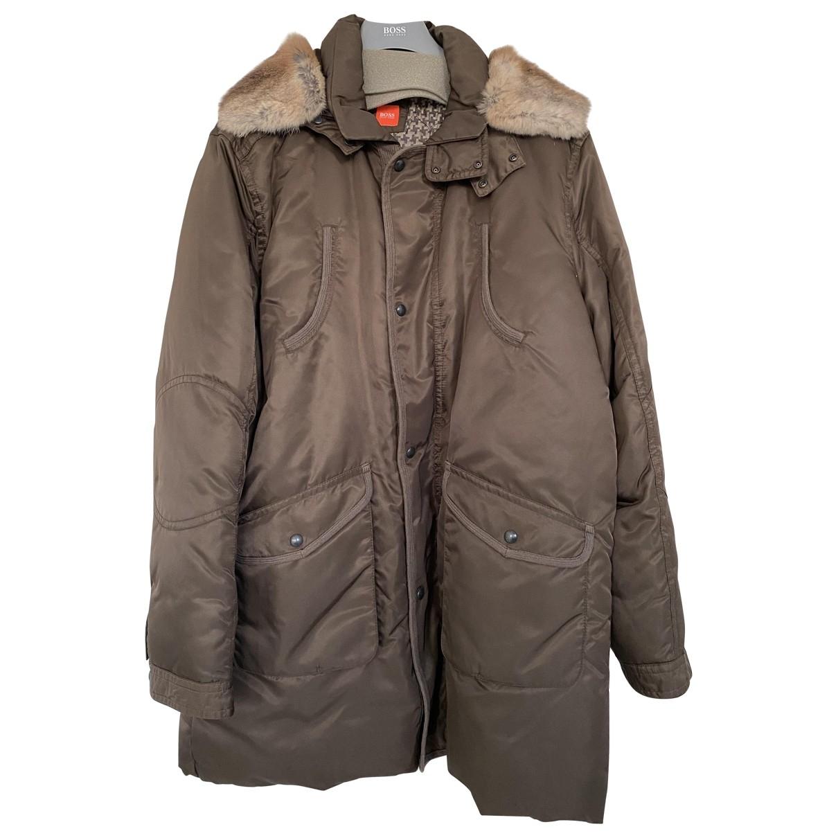 Boss \N Green jacket  for Men 54 IT