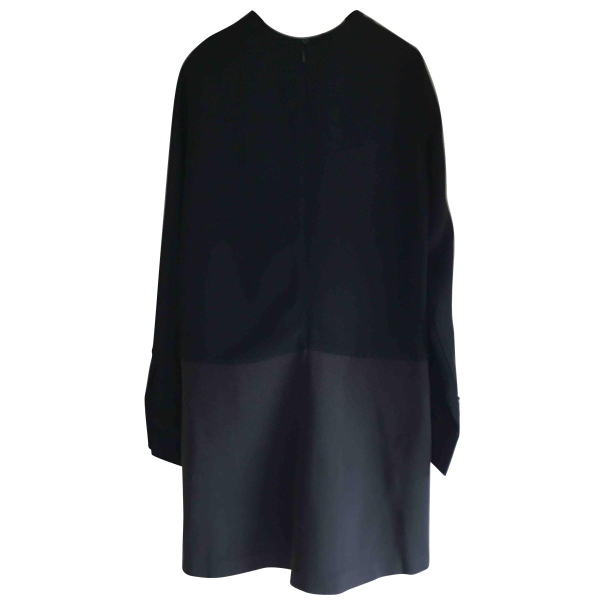 Stella Mccartney \N Black Wool dress for Women 42 IT