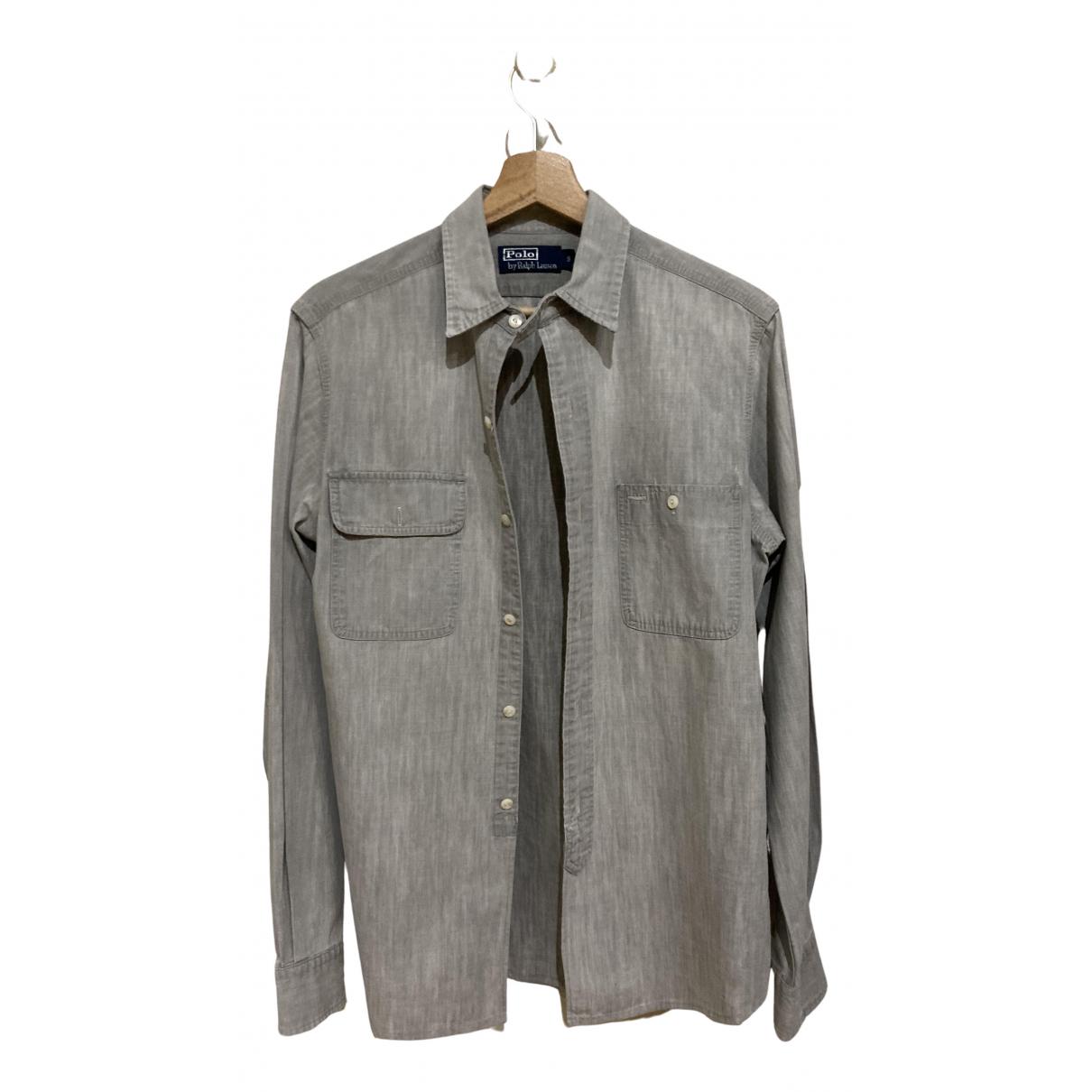 Polo Ralph Lauren N Grey Shirts for Men S International