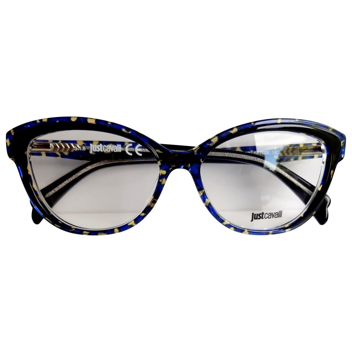 Just Cavalli - Lunettes   pour femme - bleu