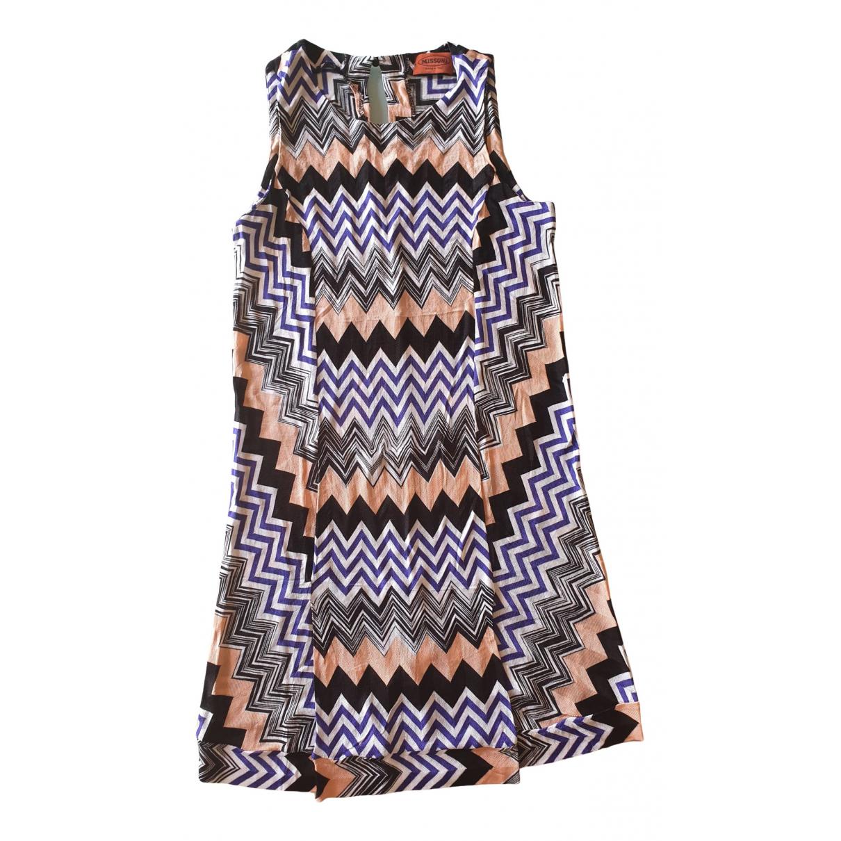 Missoni - Robe   pour femme - multicolore