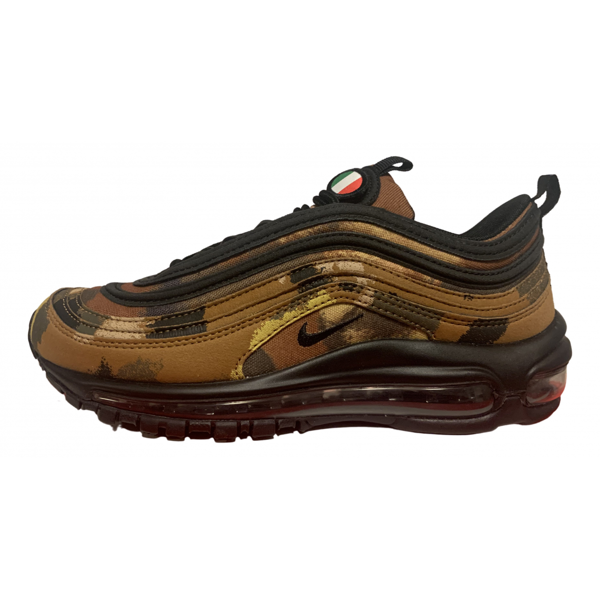 Nike - Baskets Air Max 97 pour femme en suede - multicolore